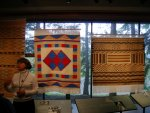 first nations weavings