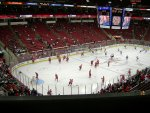 March 25th, 2009: Hurricanes vs. Senators @ RBC Center