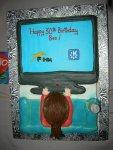Fink/KDE cake