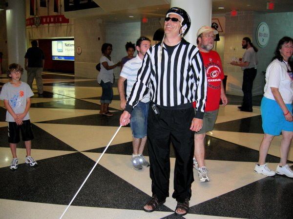 Blind Referee Costume  sc 1 st  Meningrey & Halloween Referee Costume - Meningrey